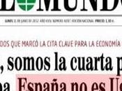 país vivo pero parece España Uganda'. diario Mundo revela contenido Rajoy envió Guindos mientras jugaba rescate