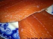 Segundo cumpleblog salmon marinado
