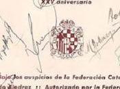Torneo Internacional Ajedrez Barcelona 1946, gran triunfo Miguel Najdorf