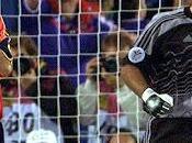 Penalti Raul, Francia España cuartos Eurocopa 2000