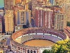 Vuelven toros Málaga
