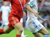 Video goles Grecia-Rusia, República Checa-Polonia