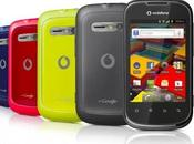 Vodafone Smart nuevo terminal gama baja operadora