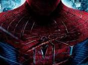 Andrew Garfield, Marc Webb Barrett sobre traje lanzarredes Spidey Amazing Spider-Man