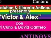 .:Víctor Álex, presentación Barcelona:.