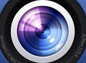 Camera Facebook v.1.0.9 (Sube fácilmente fotos BlackBerry Facebook)