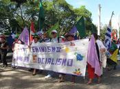 Mujeres movilizan Cumbre Pueblos Rio+20