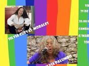 Recital Poético Musical Silvia Cuevas-Morales Palumbo Oviedo