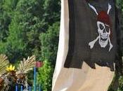 Fiesta cumpleaños piratas: Mesa