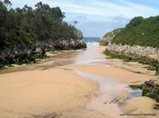 Playa Guadamía, Llanes-Ribadesella