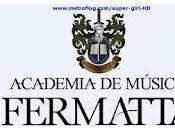 Becas Academia Música Fermatta Mexico 2012