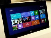 nueva tableta Microsoft, Surface, cuelga durante presentación