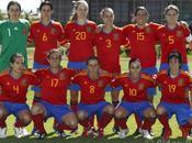 selección española femenina vence turquía (4-0)