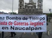 Continuarán manifestaciones respuesta inmediata sobre gaseras ilegales