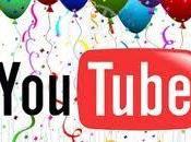 Aniversario Youtube