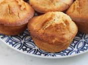 Receta: muffins maíz