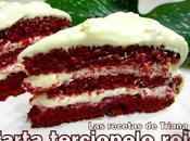 Tarta terciopelo rojo Velvet Cake
