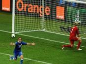 Italia, ritmo buen fútbol