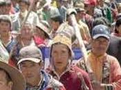 Bolivianos marcharán rechazo intento golpe Estado