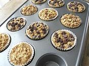 Snack saludable: Cupcakes avena azúcar