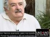 presidente sensibilidad humanista: Pepe Mujica