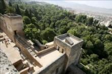 Alhambra Torre Pólvora