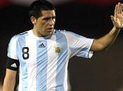 Juan Román Riquelme, historial selección argentina