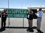 Dionisio Pérez Jácome, titular Presidente México Felipe Calderón, inauguran Autopista Perote-Banderilla estado Veracruz,