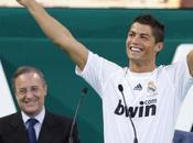 cumplen tres años llegada Cristiano Ronaldo Real Madrid