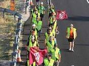 mineros Marcha Negra', punto entrar Madrid