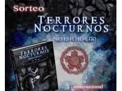 "Sorteo ""Terrores nocturnos"" blog vampiros"