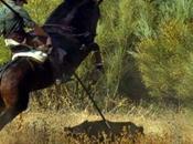 España vuelve remota caza jabalí alanceado caballo