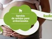 ¿Antojos embarazo? LLAOBOOM servicio antojos para embarazadas