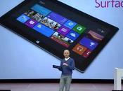 presentación fallida Surface Microsoft