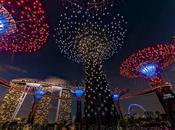 Inauguración jardines futuristas bahia