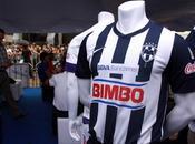 Nueva camiseta Nike Rayados Monterrey; 2012-2013