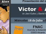 Víctor Álex Fnac Alicante:.