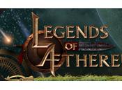 Legends Aethereus MMORPG ofrece escenarios diseñados para sean perfectas arenas combate