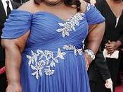 Gabourey Sidibe gorda para salir revista