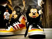 Adidas Jeremy Scott Mickey Mouse. Nuestra obsesión