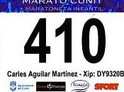 Domingo, marzo 2010 XVIII Mitja Marató Cunit.. What Surprise...!! Happened With Last Half Marathon..?? Maybe Seventh Sky...!!