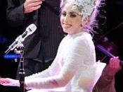 Lady Gaga actuó junto Sting, Elton John Springsteen Nueva York
