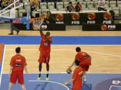 Baloncesto España contra Túnez/バスケットスペイン代表試合