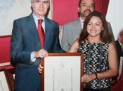 artista Ecuatoriana condecorada Teatro Real Madrid forma parte Libro Bicentenario Tribunal Supremo España, Principe preside acto presentación