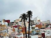 Riscos Palmas Gran Canaria universo colores
