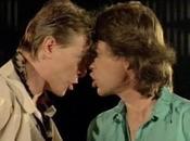 Sale presunta relación entre Mick Jagger David Bowie