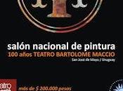 Intendencia Jose lanza Salón Nacional Pintura centenario Macció