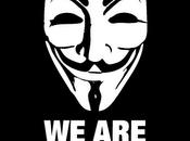 Anonymous hackea páginas webs vinculadas Peña Nieto