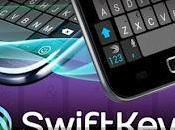Descarga SwiftKey Free mejora teclado virtual celular