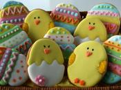 Galletas decoradas Pascua